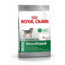 Royal Canin MINI 1-10 kg STERILIZED 2 kg kutyatáp