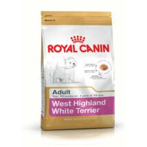 Royal Canin WEST HIGHLANDER WHITE TERRIER ADULT 0,5 kg kutyatáp