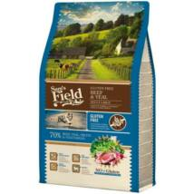 SAM'S FIELD ADULT GLUTEN FREE BEEF & VEAL - LARGE 2,5 kg