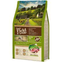 SAM'S FIELD ADULT GLUTEN FREE BEEF & VEAL - MEDIUM 2,5 kg