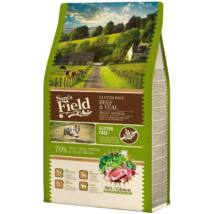 SAM'S FIELD ADULT GLUTEN FREE BEEF & VEAL - MEDIUM 2,5 kg