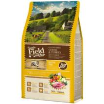 SAM'S FIELD ADULT GLUTEN FREE GOOSE & TURKEY - LARGE 2,5 kg