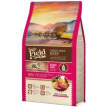 SAM'S FIELD ADULT GRAIN FREE BEEF 2,5 kg