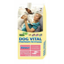 Dog Vital Adult Sensitive All Breeds Fish 12kg kutyatáp