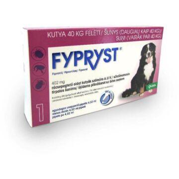 FYPRYST Spot On XL 40kg Feletti Kutyáknak 4.02ml 1x