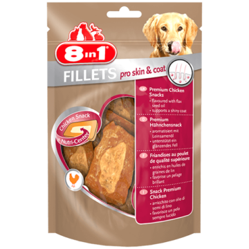 8in1 Fillets Pro Skin & Coat 80g
