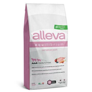 Alleva Equilibrium Adult Medium-Maxi Sensitive Pork 12 kg