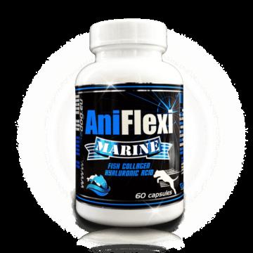AniFlexi Marine halkollagénből – ízületvédő allergiás kutyáknak is 60 db