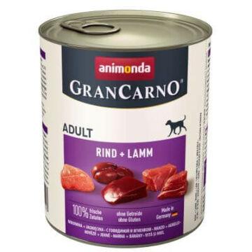 Animonda GranCarno Adult (marha + bárány)