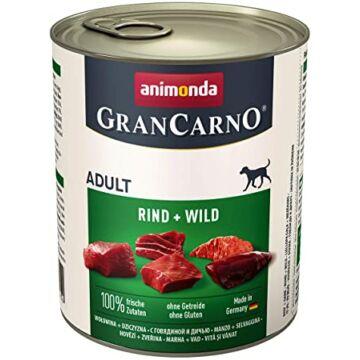 Animonda GranCarno Adult (marha + vad) 400g