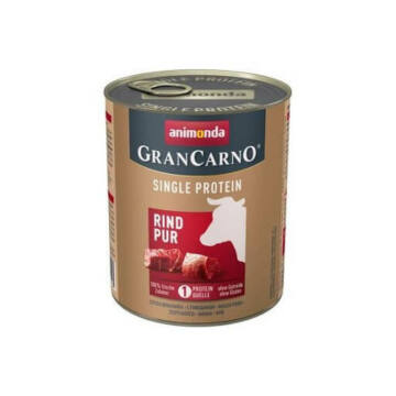 Animonda GranCarno Adult (single protein) konzerv marhahússal 400g