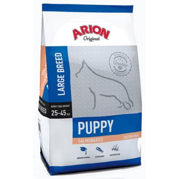 ARION ORIGINAL Puppy Large Salmon&Rice