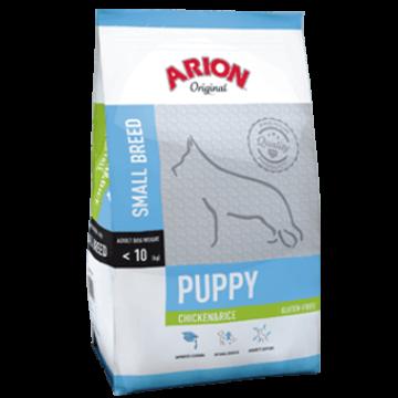 ARION ORIGINAL Puppy Small Chicken&Rice 3kg