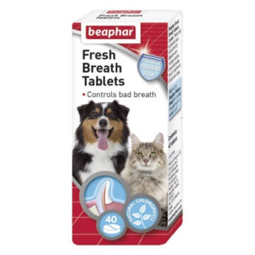 Beaphar friss lehelet tabletta 40db