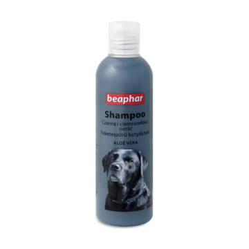 Beaphar sampon fekete szőrű kutyáknak 250 ml