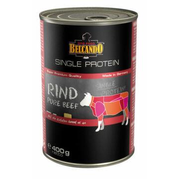 Belcando Dog Konzerv Single Protein marha 400 g