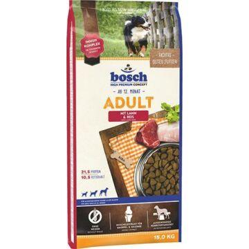 bosch adult lamb rice
