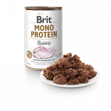 Brit Mono Protein Nyul 400g