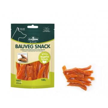 Camon Bauveg Snack 100% Vegetal Édesburgonyás Jutalomfalat 100g