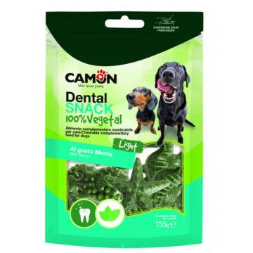 Camon Dental Snack 100% Vegetal Light Menta 155g