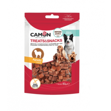 Camon Treats & Snacks báránykockák 80g
