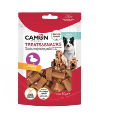 Camon Treats & Snacks kacsás falatok 80g