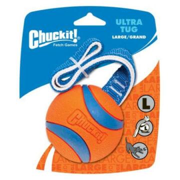 Játék Chuckit Ultra Tug Madzagos Labda L