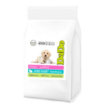 DaDo Nyulas Hipoallergén Kutyatáp kölyök kutyáknak (L) 10 Kg