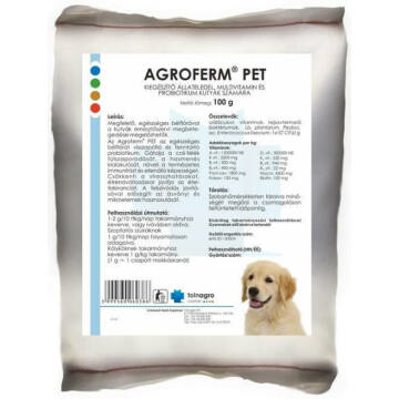 Agroferm Pet 100g