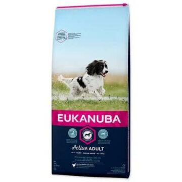 Eukanuba Adult Medium 18kg kutyatáp
