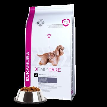 Eukanuba Daily Care Sensitive Skin 2,3kg kutyatáp