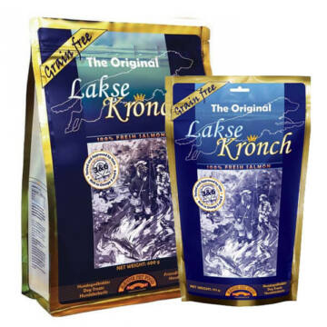 Kronch Original lazacos jutalomfalat 175g