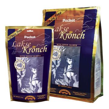 Kronch Pocket lazacos jutalomfalat 175g