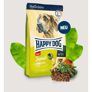 Happy Dog Junior Giant  Lamb & Rice 4 kg. Kutyatáp