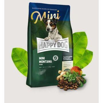 Happy Dog Mini Montana 0,3 kg. Kutyatáp