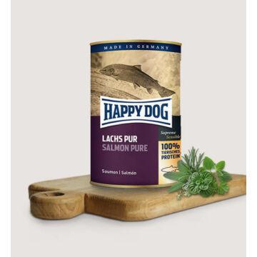 Happy Dog Lazacos Konzerv 190g