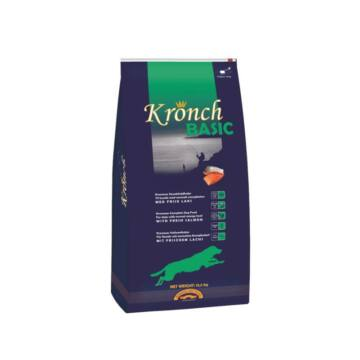 Henne Kronch Basic kutyatáp 13,5 kg
