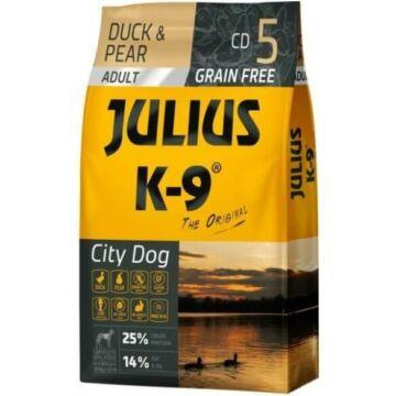 Julius-K9 GF City Dog Adult Duck & Pear 0,34kg