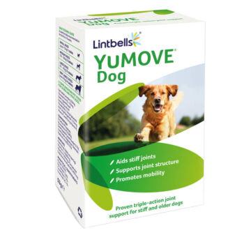 Lintbells YuMOVE Dog - Porcerősítő kutyáknak 60 db