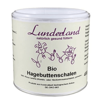 Lunderland csipkebogyópor 400 g