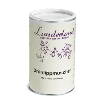 Lunderland Zöldkagylópor 500 g