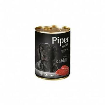 PIPER SENIOR kutyáknak nyúl konzerv
