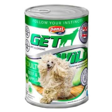panzi getwild adult konzerv marha