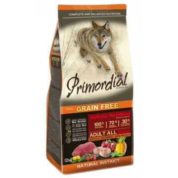Primordial Dog Fresh Mackerel & Buffalo
