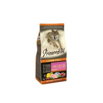 Primordial Puppy Meat & Fresh Sea Fish