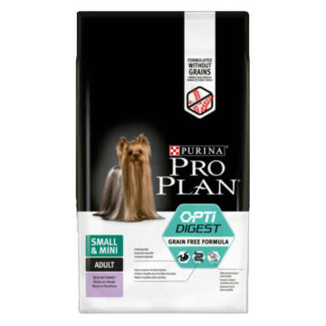Pro Plan Small & Mini Adult Optidigest Grain Free