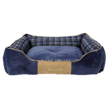 Scruffs Highland Box Fekhely 50x40cm Kék