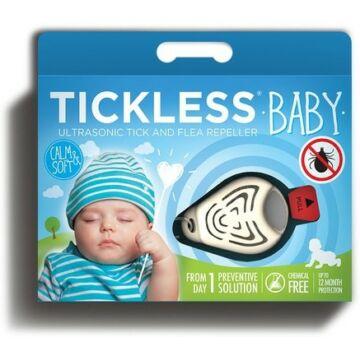 Tickless Baby - ultrahangos kullancs- és bolhariasztó babáknak bézs