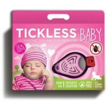 Tickless Baby rózsaszín