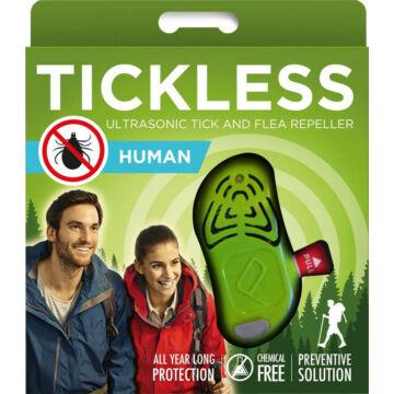 Tickless Human zöld